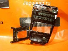 Консоль магнитофона TOYOTA MARK II GX90 Фото 2