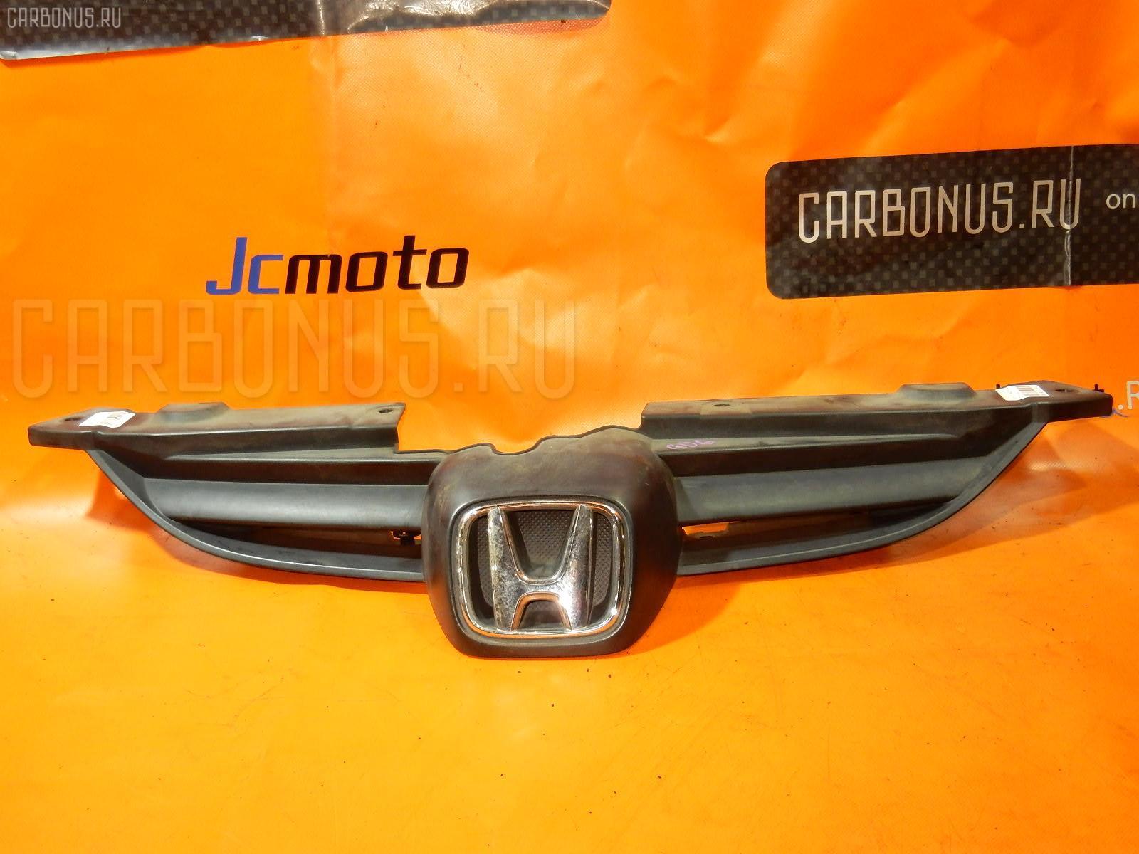 Решетка радиатора на Honda Fit Aria GD6 Фото 1