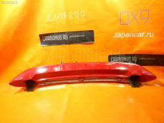 Спойлер Honda Fit GD1 Фото 2