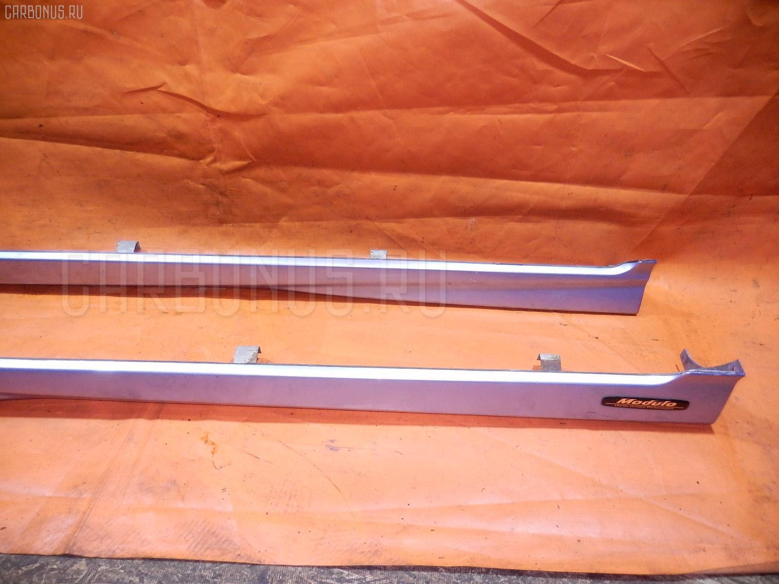 Порог кузова пластиковый ( обвес ) HONDA FIT GD1 Фото 6