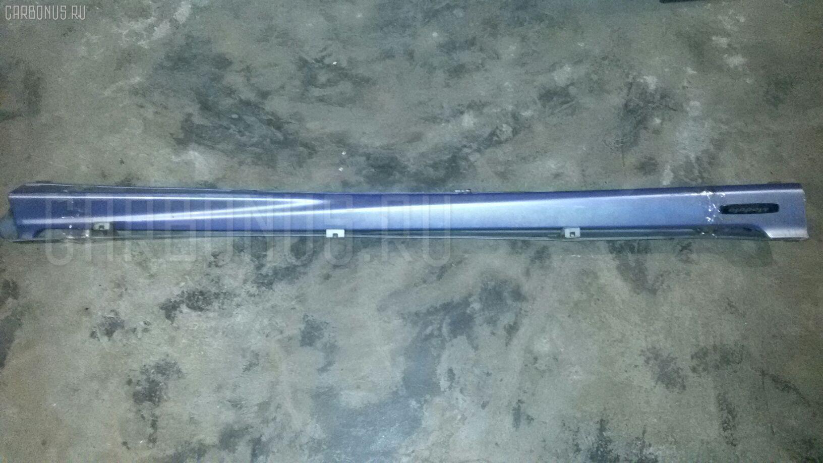 Порог кузова пластиковый ( обвес ) HONDA FIT GD1 Фото 1