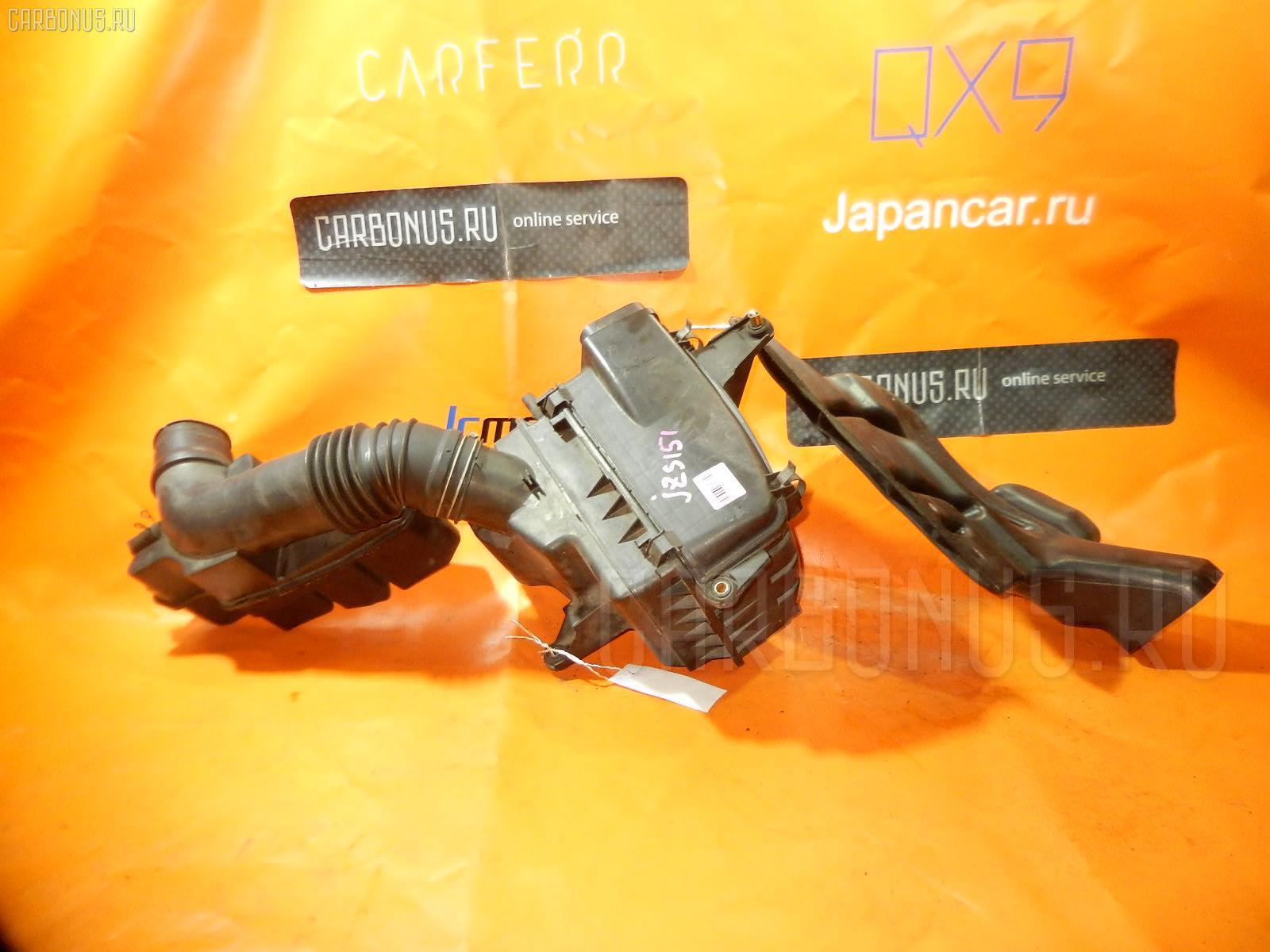 Корпус воздушного фильтра TOYOTA CROWN JZS151 1JZ-GE Фото 2