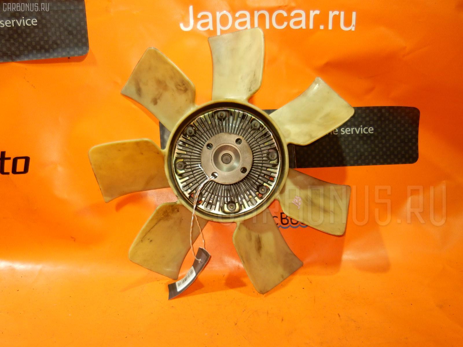 Вискомуфта TOYOTA CROWN JZS171 1JZ-FSE Фото 2