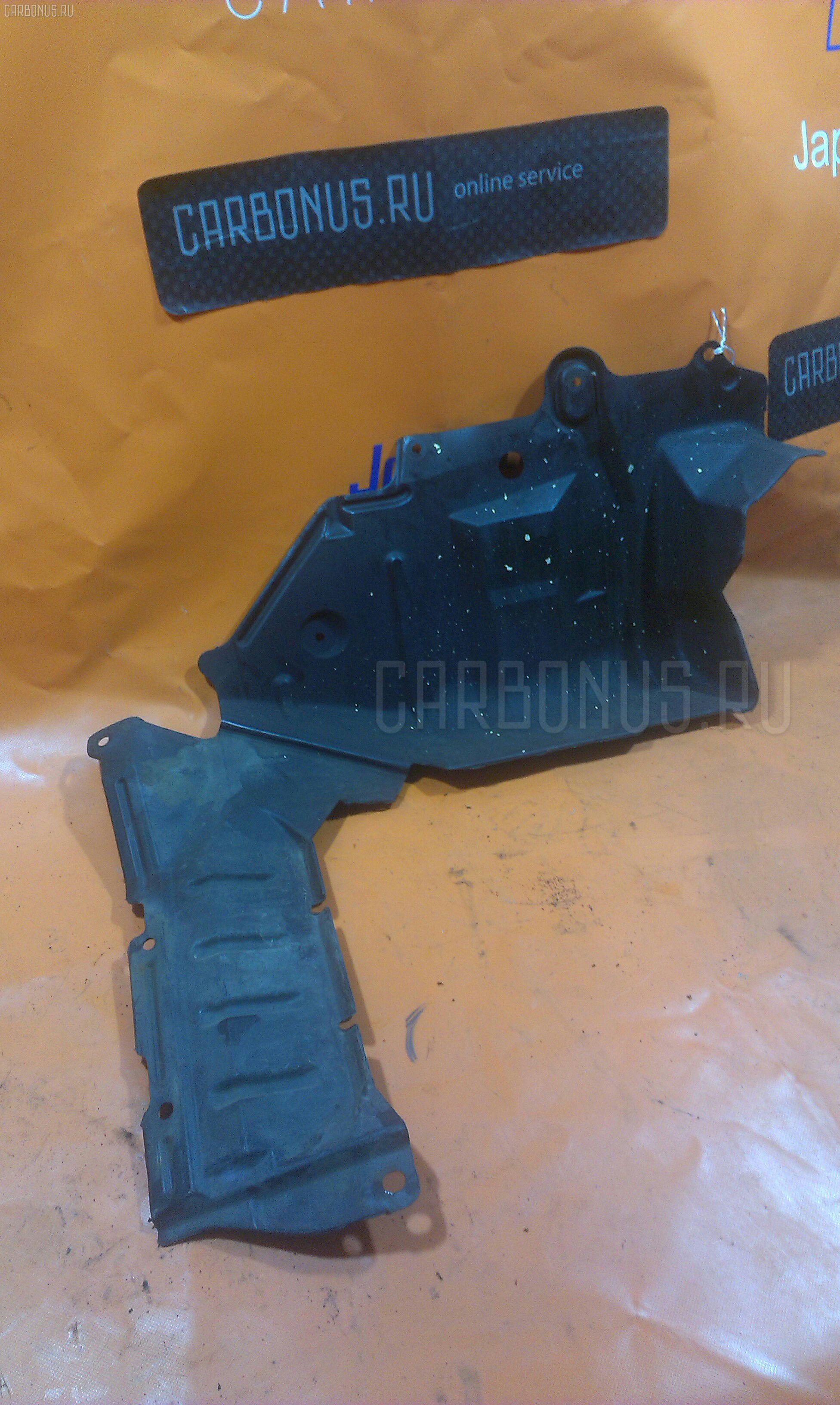 Защита двигателя NISSAN BLUEBIRD SYLPHY QG10 QG18DE. Фото 3