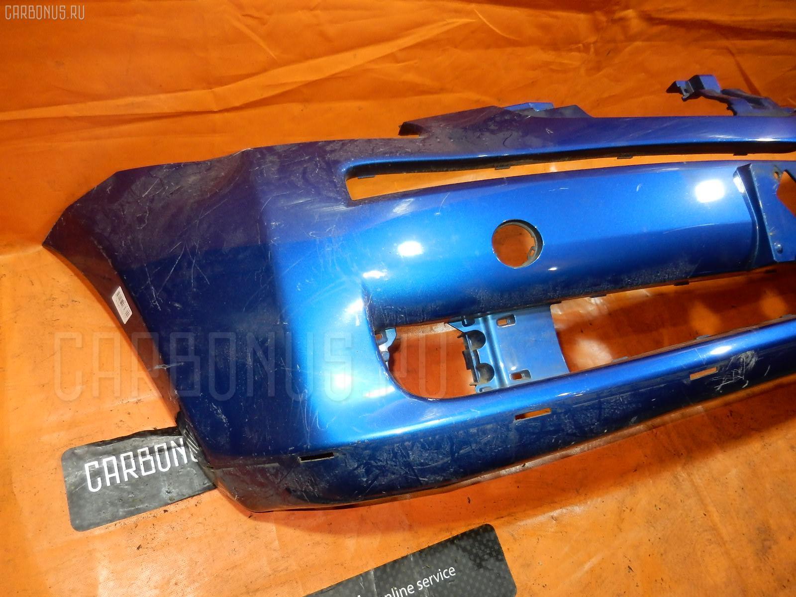 Бампер TOYOTA RACTIS NCP100 Фото 1