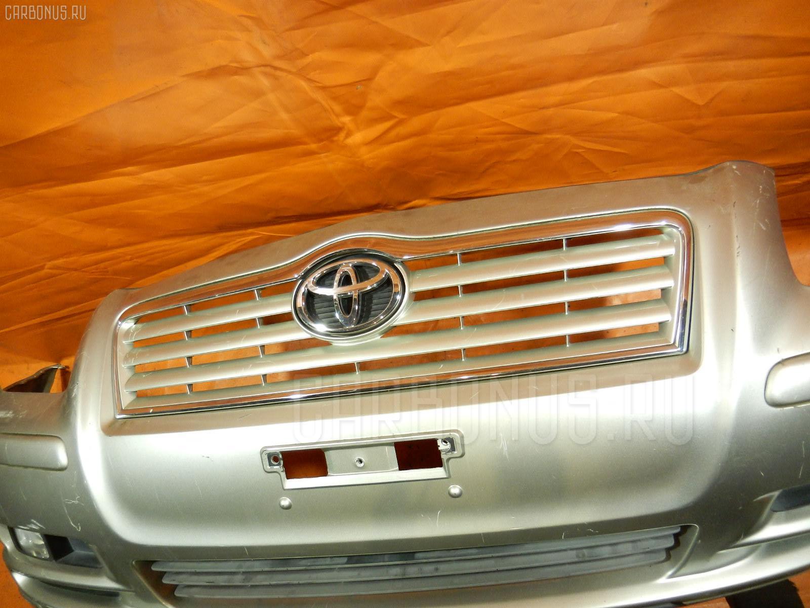 Бампер Toyota Avensis AZT250W Фото 1