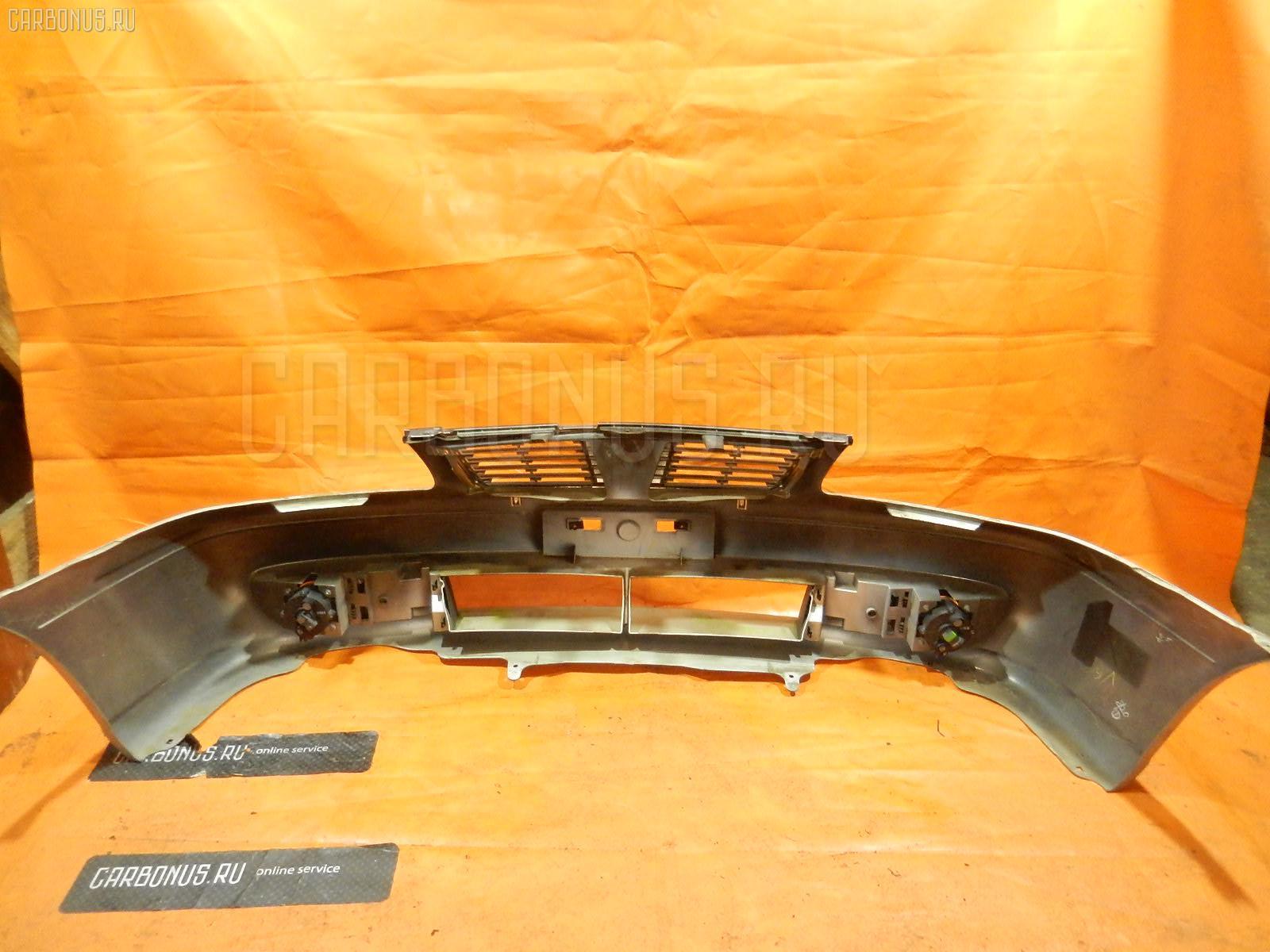 Бампер NISSAN SUNNY FB15. Фото 10
