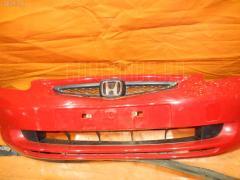 Бампер Honda Fit GD1 Фото 10
