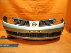 Бампер Nissan Tiida C11 Фото 2