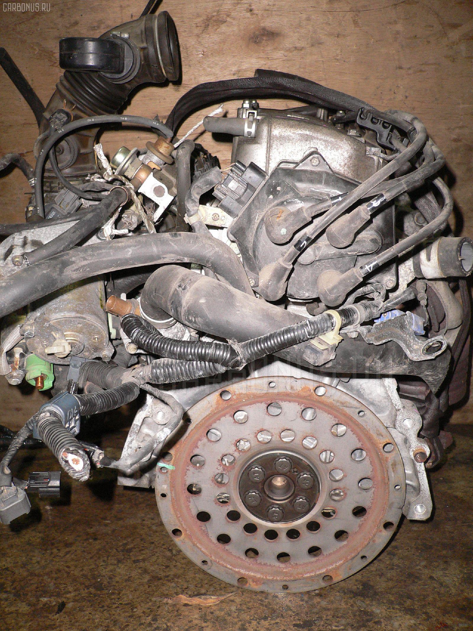 Двигатель HONDA CAPA GA4 D15B Фото 8