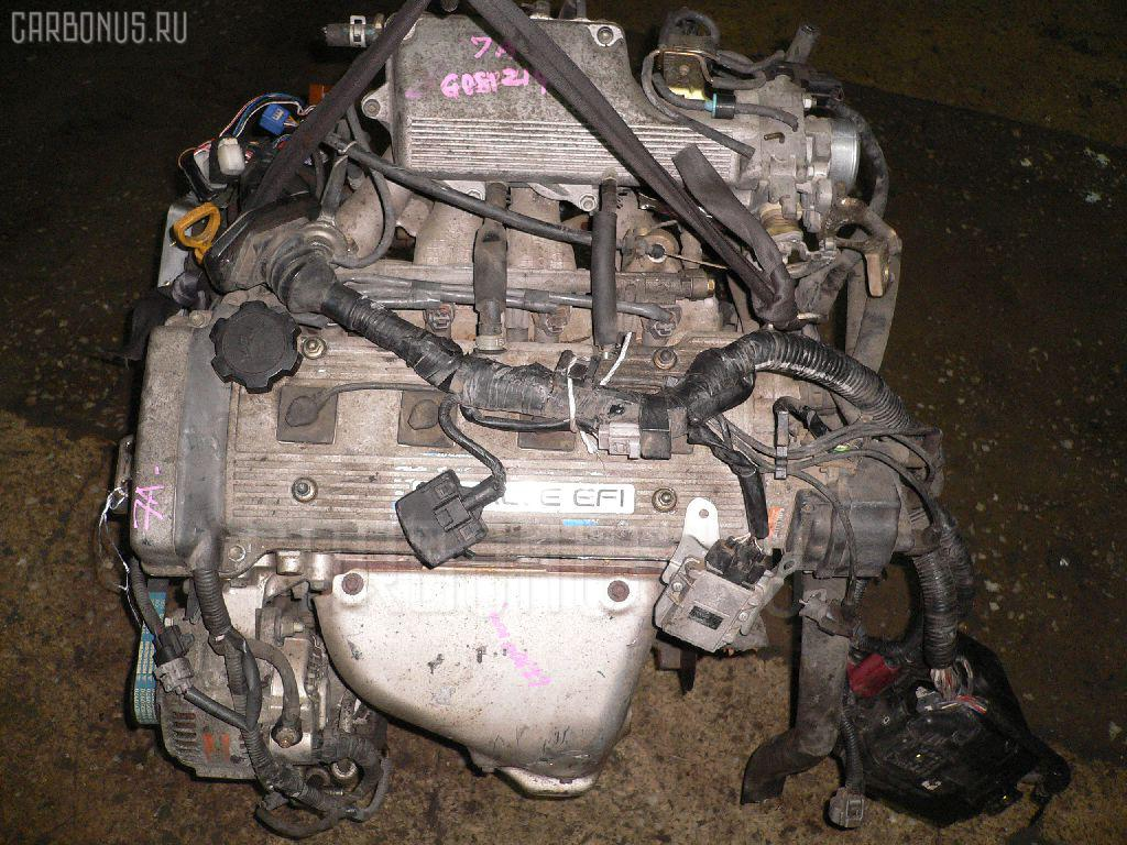 Двигатель TOYOTA CARINA AT191 7A-FE. Фото 11