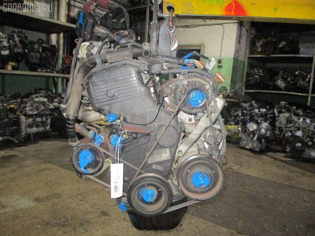 Двигатель TOYOTA CORONA ST190 4S-FE. Фото 2