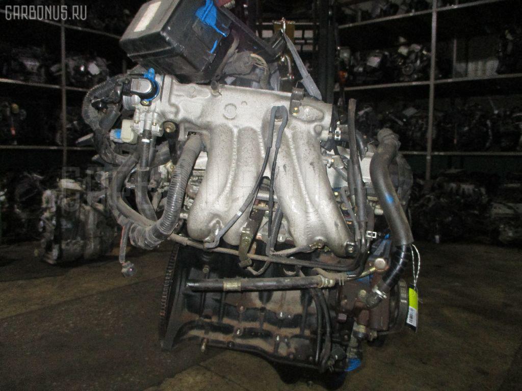 Двигатель TOYOTA CORONA ST190 4S-FE. Фото 4