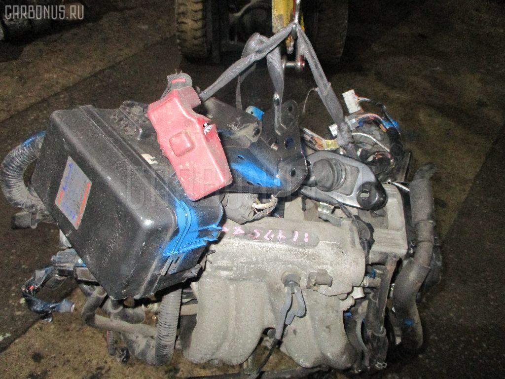 Двигатель TOYOTA CORONA ST190 4S-FE. Фото 7