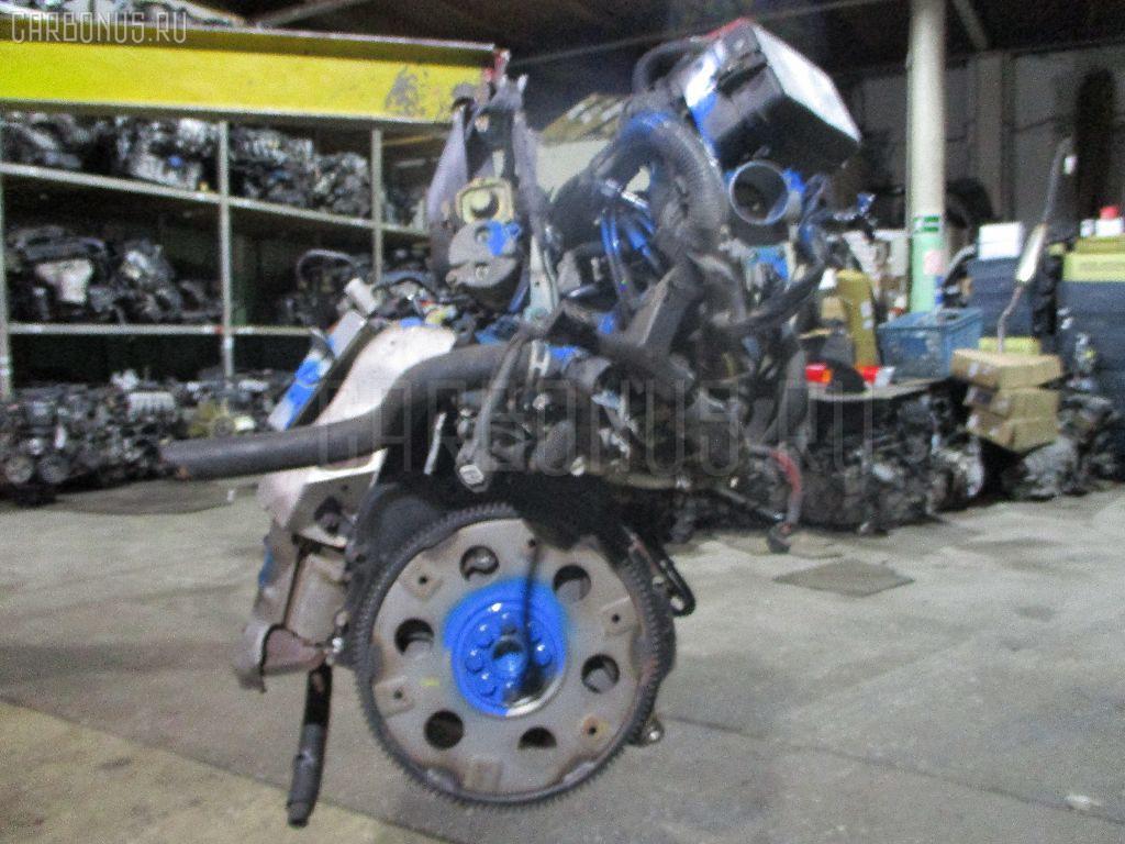 Двигатель TOYOTA CORONA ST190 4S-FE. Фото 9