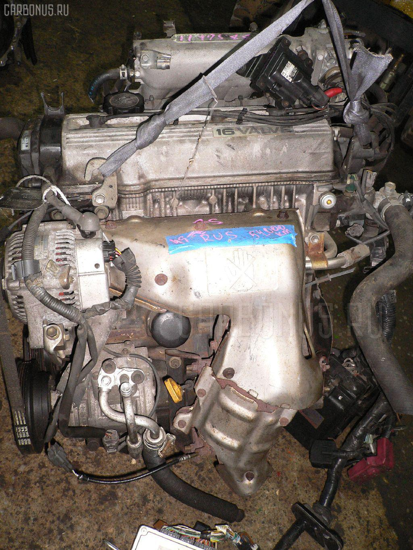 Двигатель TOYOTA CORONA ST190 4S-FE Фото 15