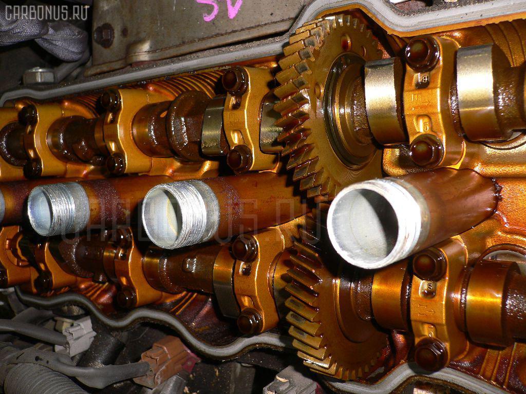 Двигатель TOYOTA CORONA ST190 4S-FE. Фото 1