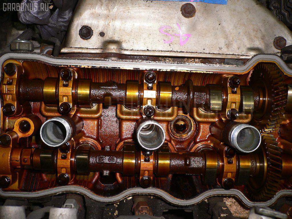 Двигатель TOYOTA CORONA ST190 4S-FE. Фото 11