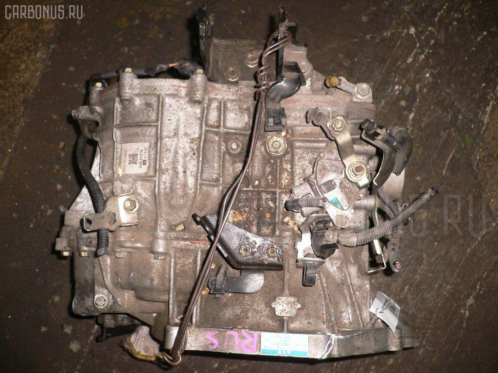 КПП автоматическая TOYOTA RACTIS NCP100 1NZ-FE Фото 1