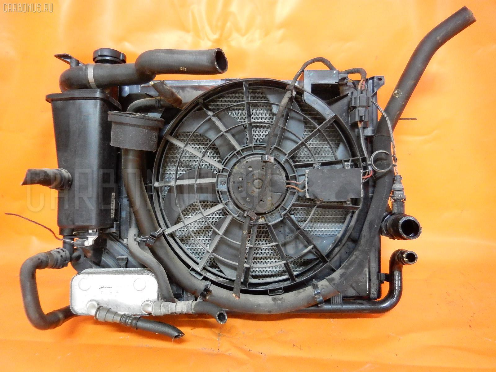 Радиатор ДВС BMW 3-SERIES E46-AV22 M54-226S1. Фото 9