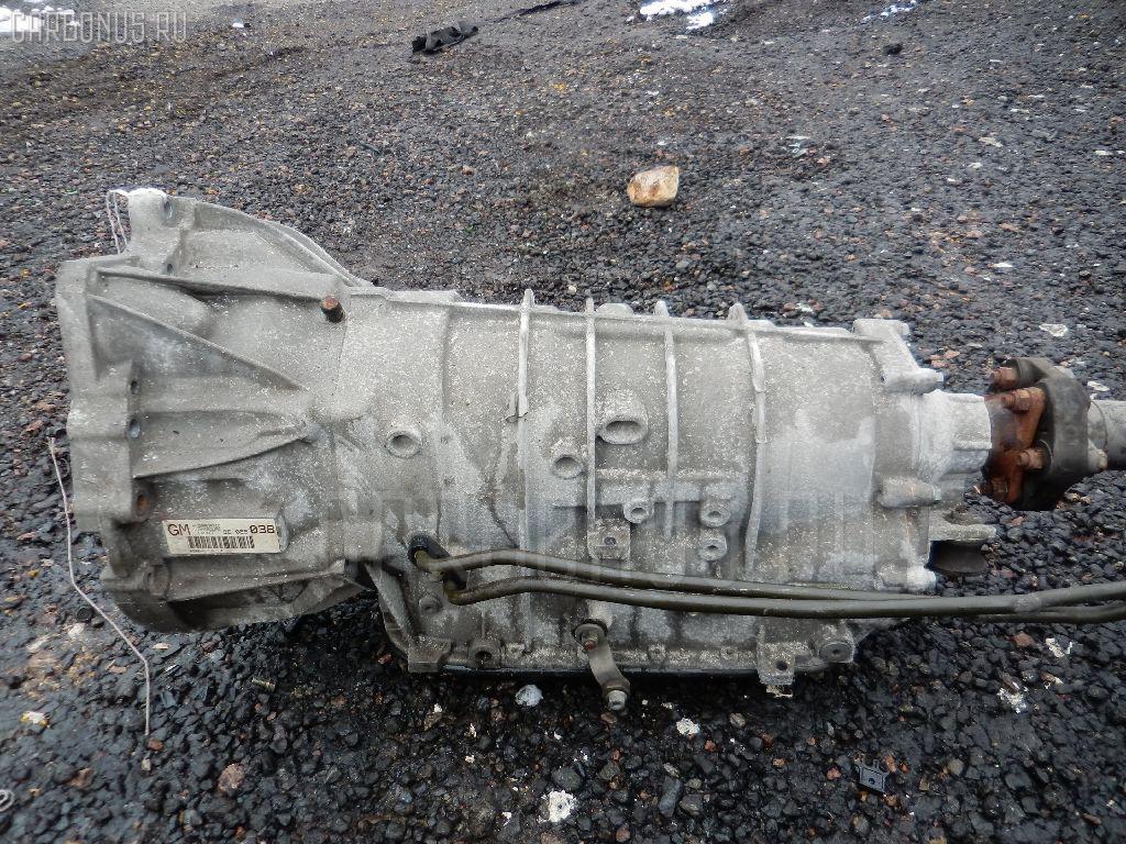 КПП автоматическая BMW 3-SERIES E46-AT52 N42-B18A. Фото 4