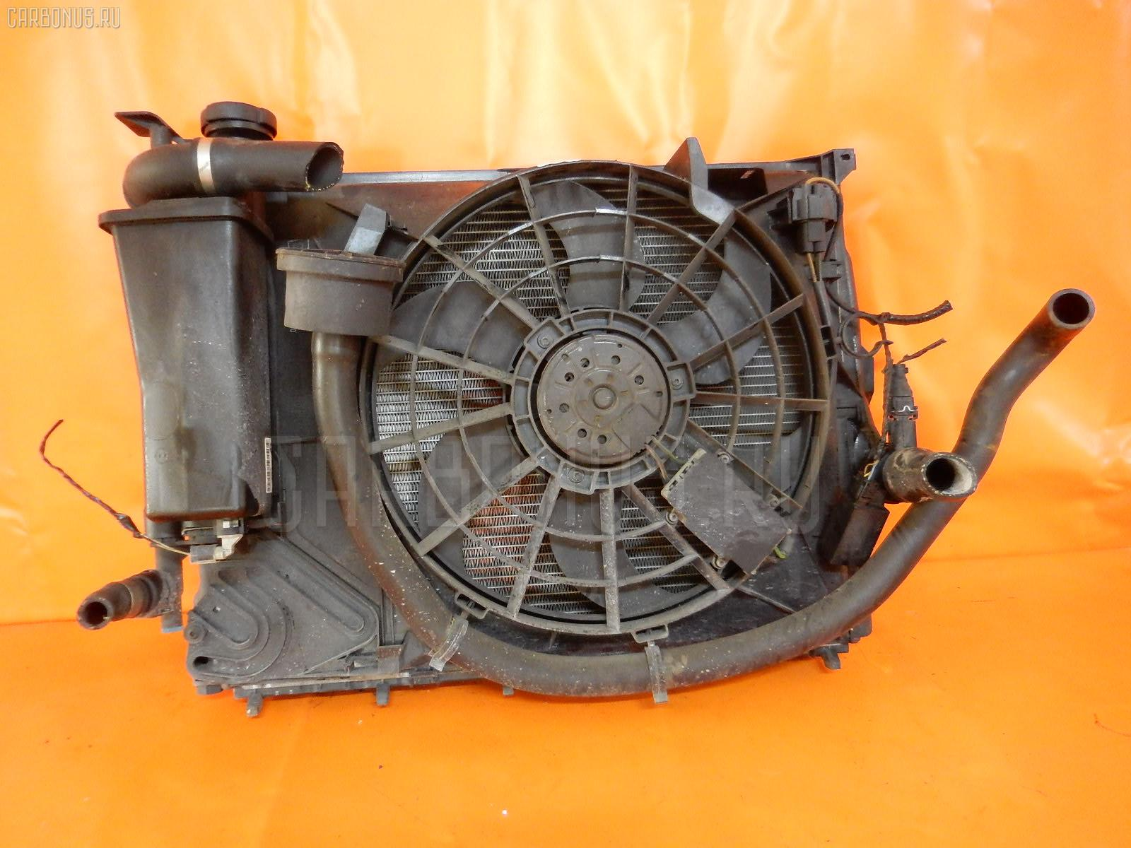 Радиатор ДВС BMW 3-SERIES E46-AV22 M54-226S1. Фото 11