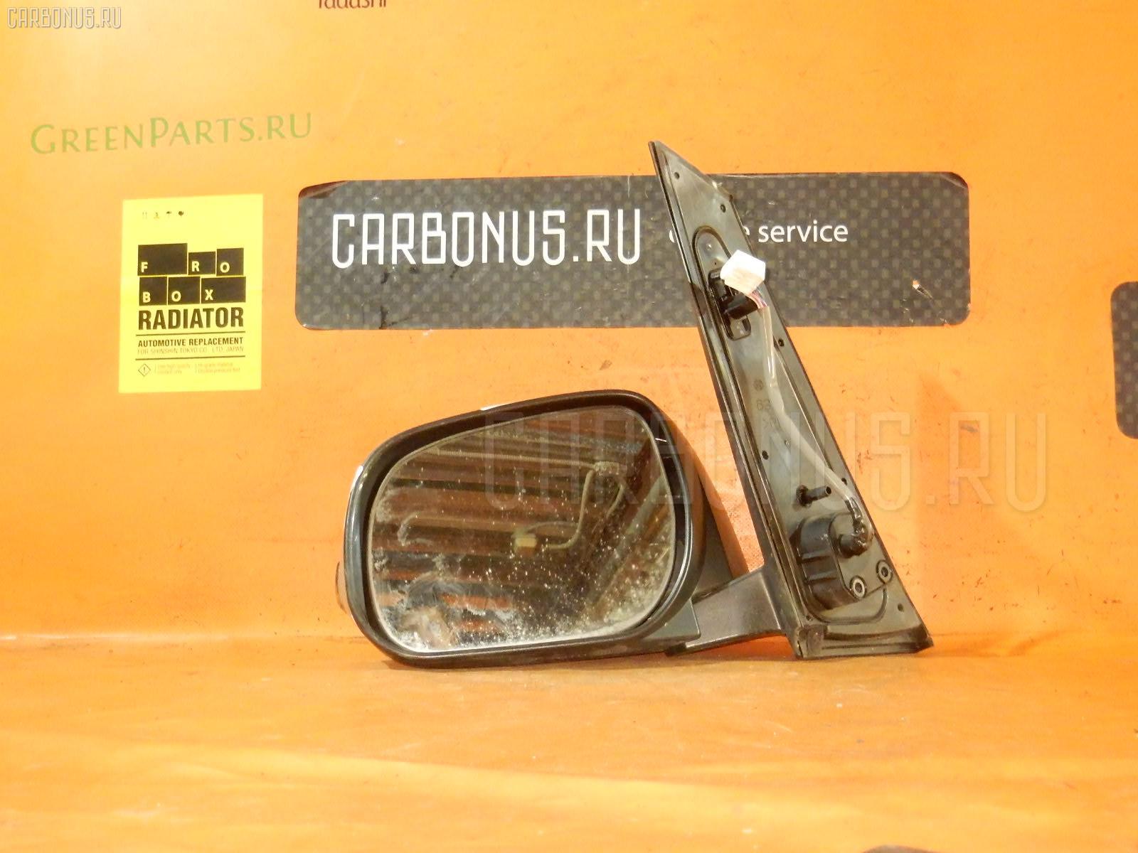 Зеркало двери боковой TOYOTA RACTIS NCP100. Фото 7