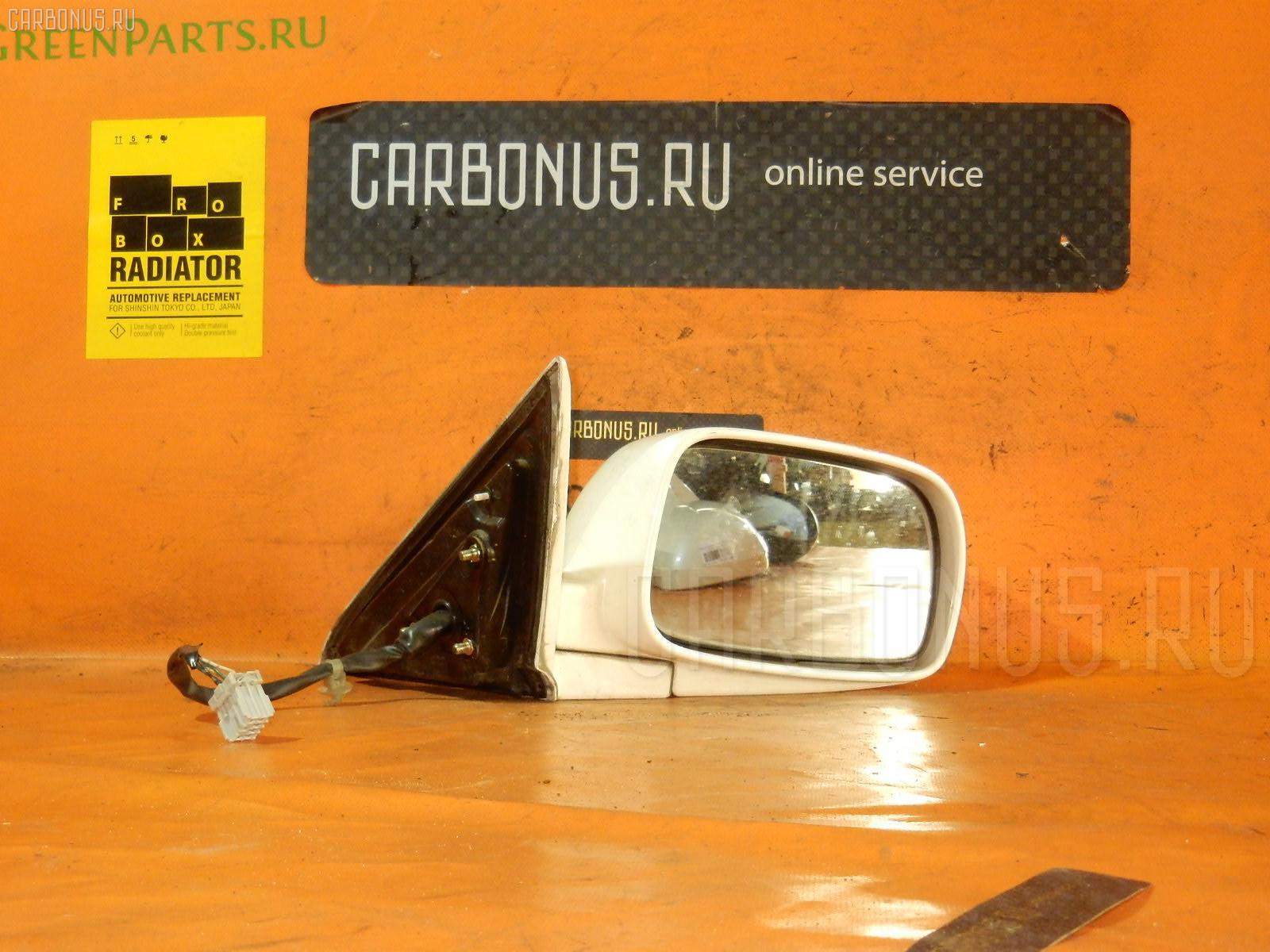 Зеркало двери боковой HONDA ACCORD WAGON CF6. Фото 6