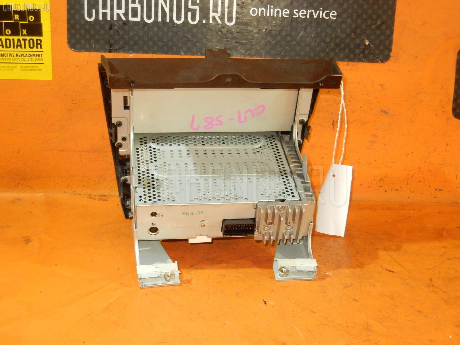 Блок управления климатконтроля HONDA ACCORD CL7 K20A. Фото 6