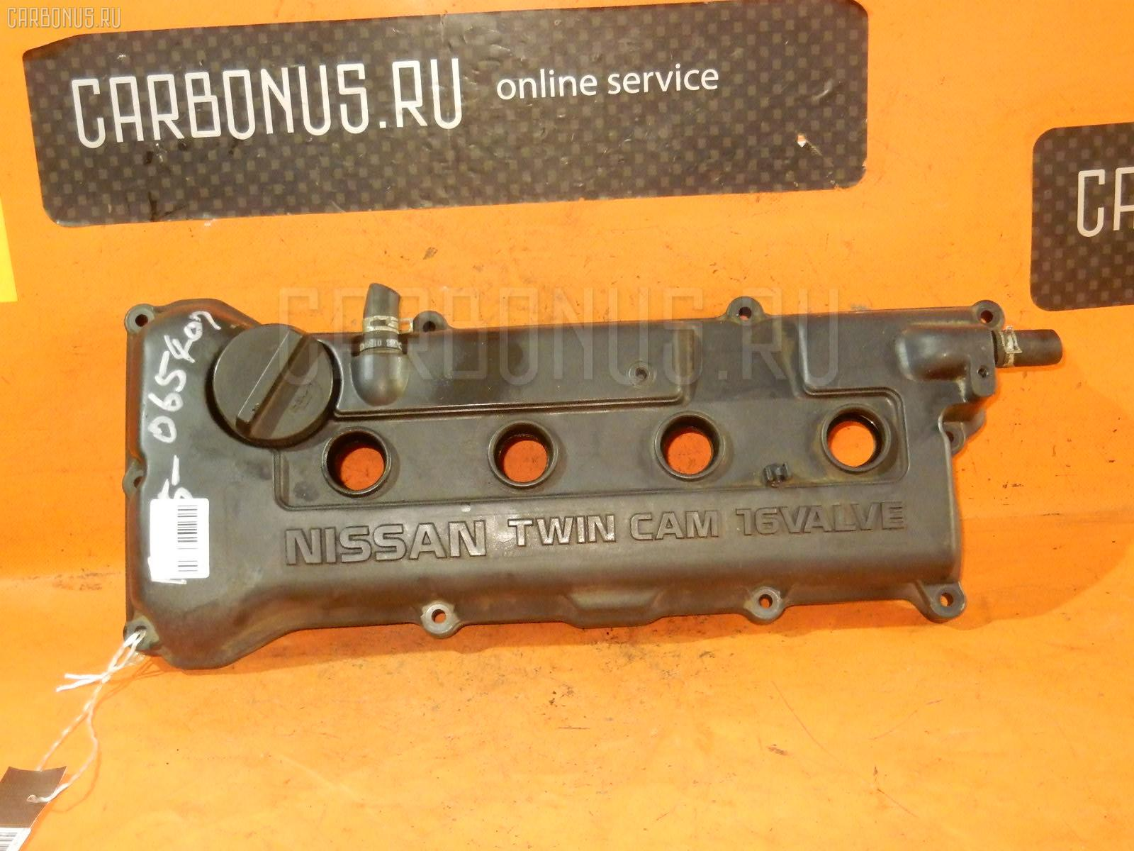 Клапанная крышка NISSAN PULSAR FN15 GA15DE. Фото 2