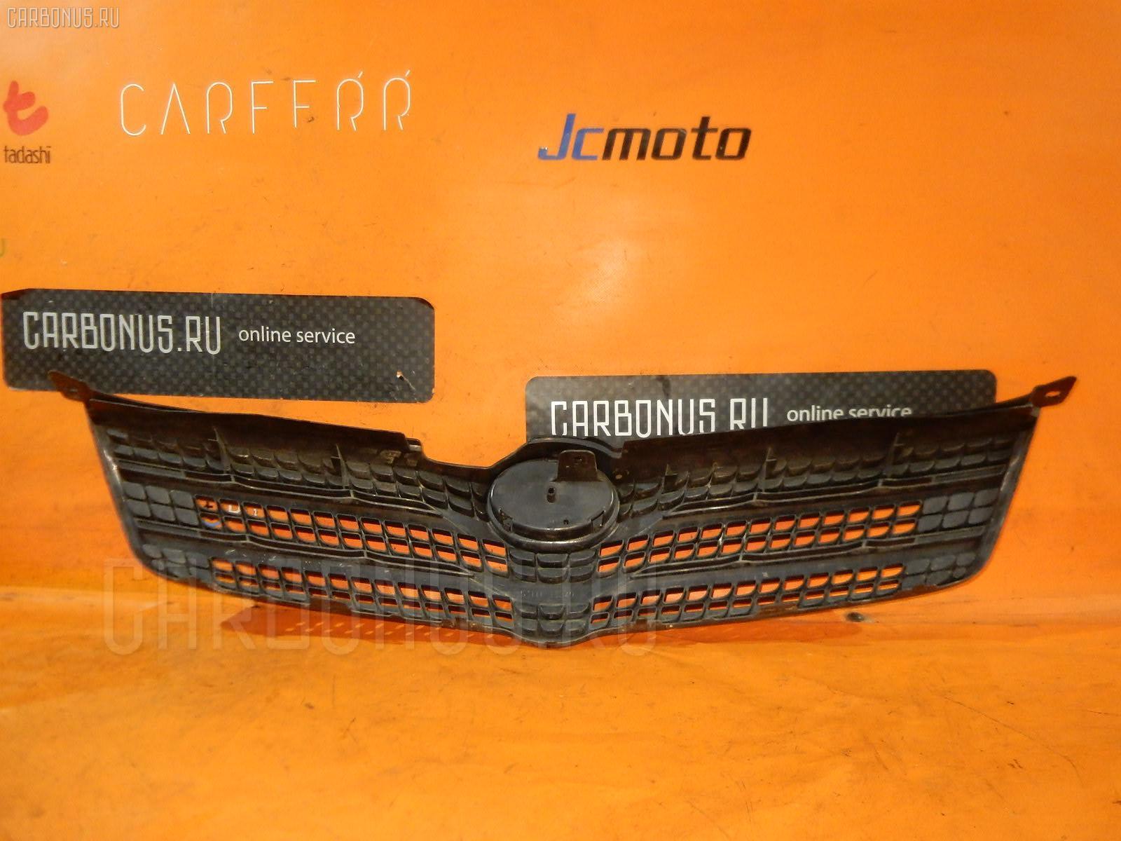 Решетка радиатора TOYOTA COROLLA SPACIO NZE121N. Фото 11