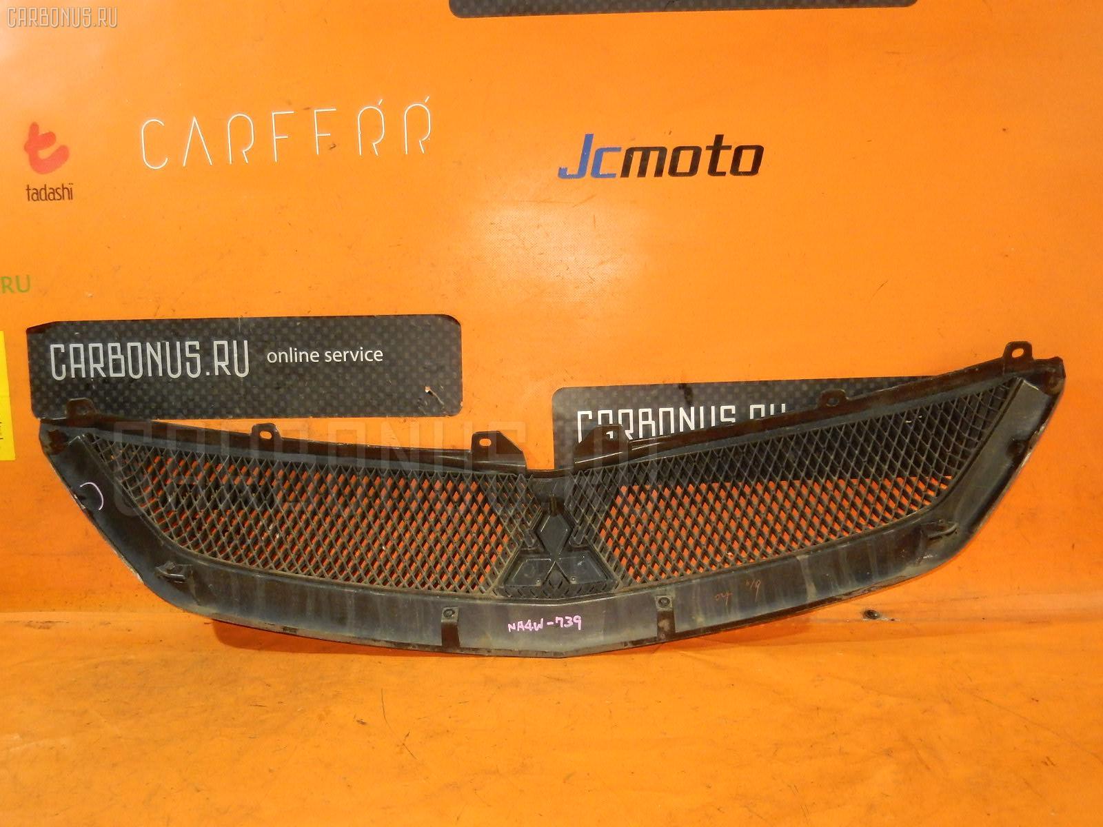 Решетка радиатора MITSUBISHI GRANDIS NA4W. Фото 5