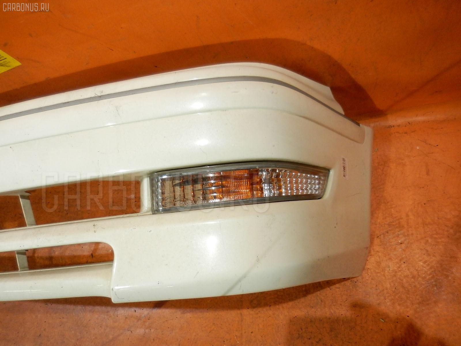 Бампер TOYOTA MARK II JZX100. Фото 8