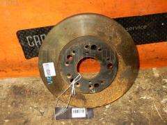 Тормозной диск TOYOTA CROWN MAJESTA UZS171 1UZ-FE Переднее