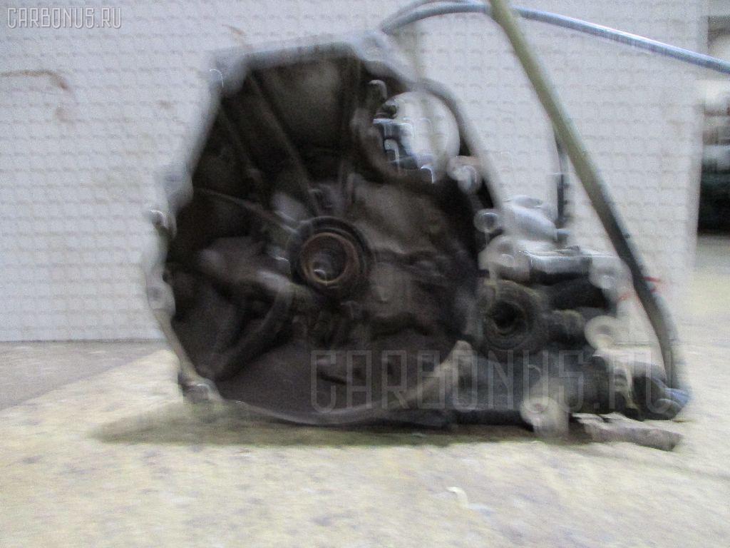 КПП механическая HONDA LOGO GA3 D13B. Фото 5