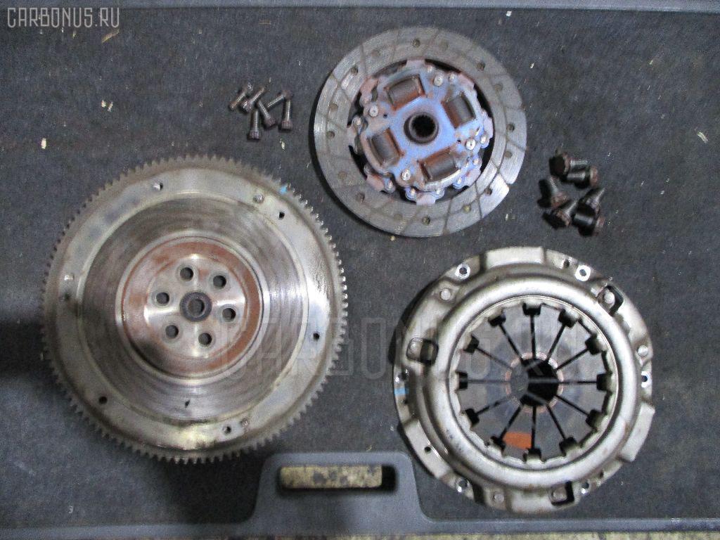 КПП механическая HONDA LOGO GA3 D13B. Фото 6
