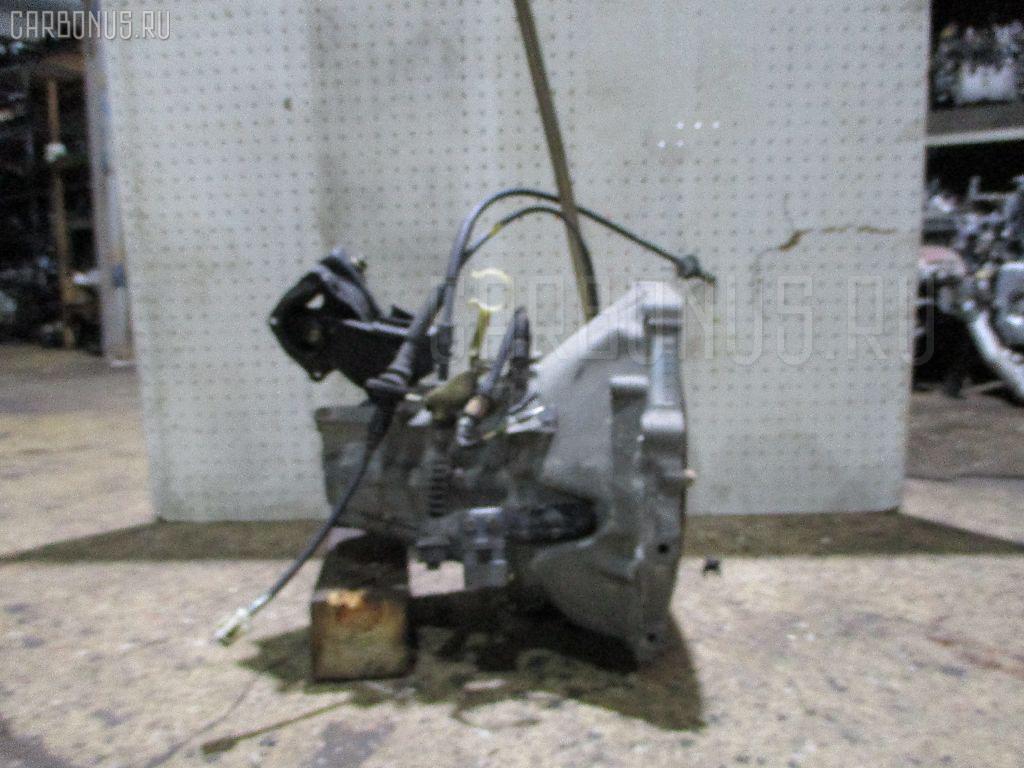 КПП механическая HONDA LOGO GA3 D13B. Фото 9