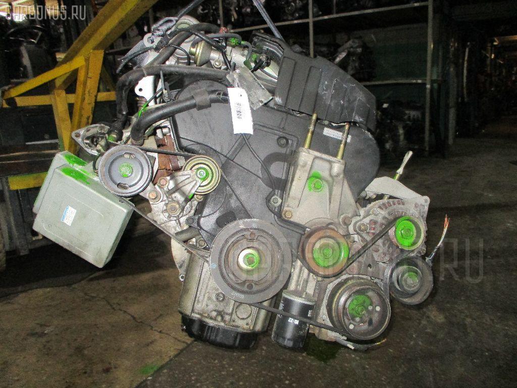 Двигатель MITSUBISHI DIAMANTE F31A 6G73. Фото 10