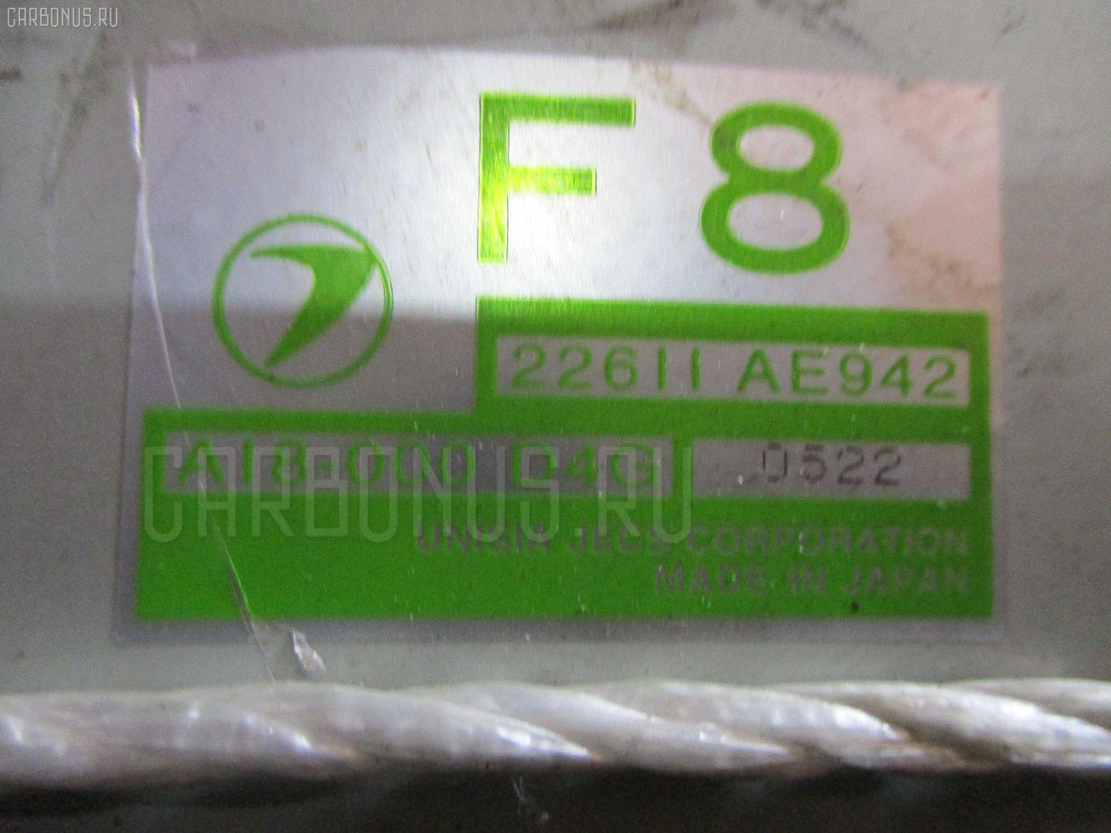 Двигатель SUBARU FORESTER SF9 EJ25. Фото 6