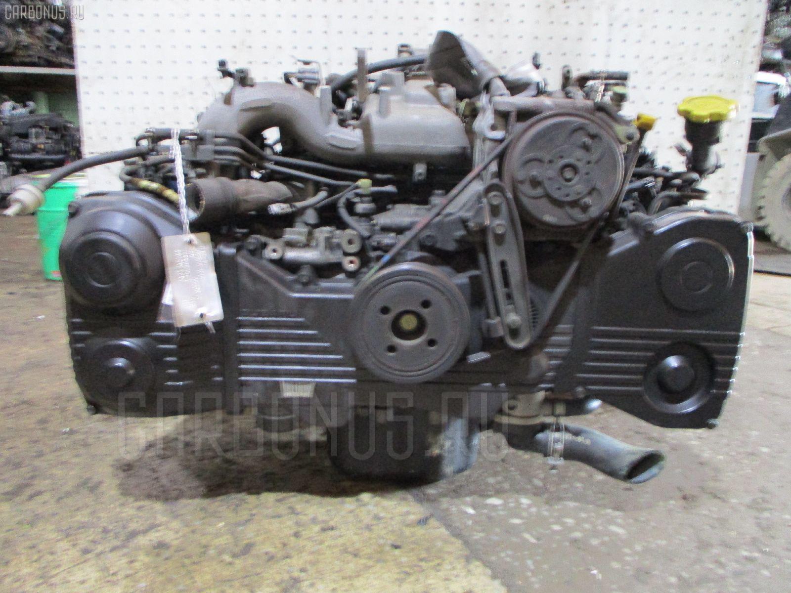 Двигатель SUBARU FORESTER SF9 EJ25. Фото 7