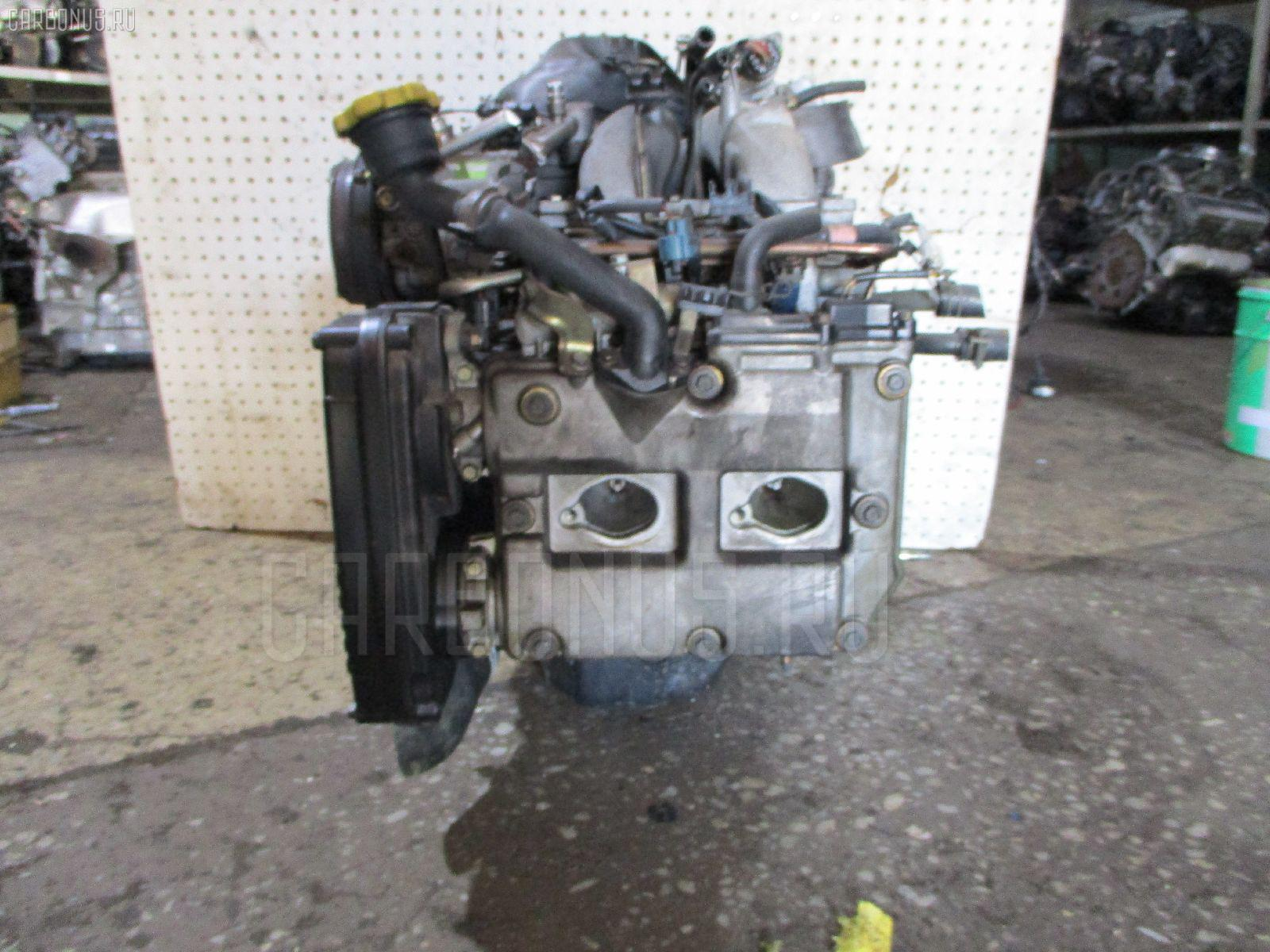 Двигатель SUBARU FORESTER SF9 EJ25. Фото 9