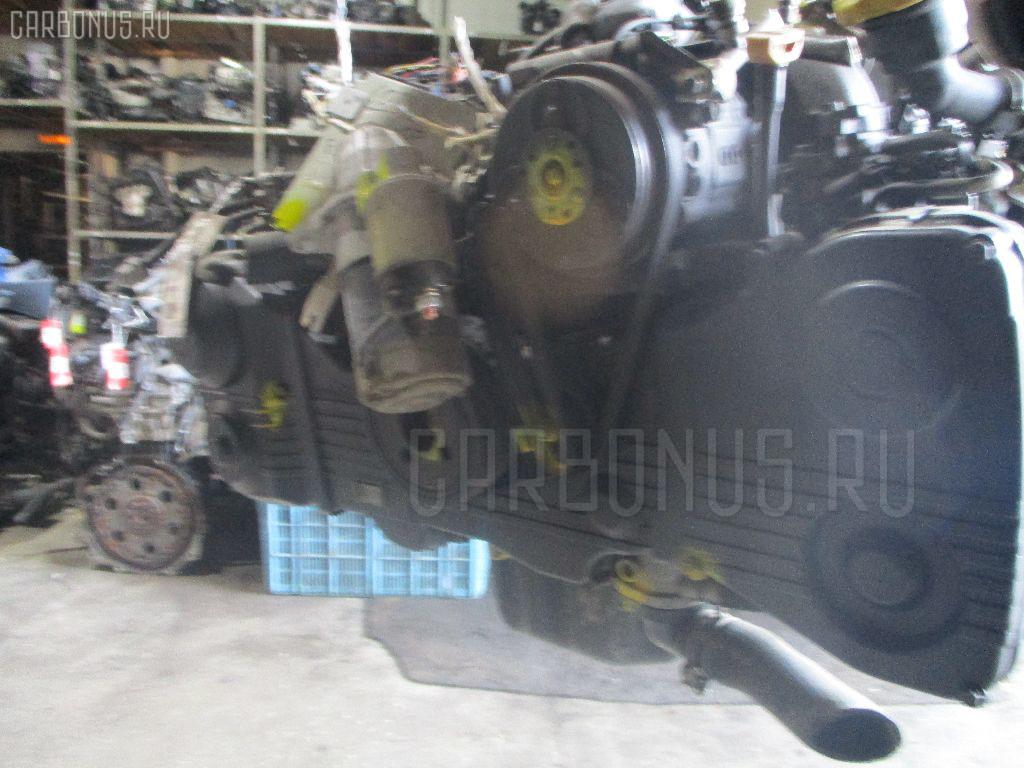 Двигатель SUBARU FORESTER SF9 EJ25. Фото 1