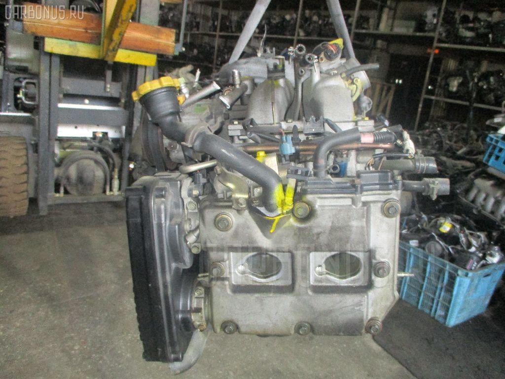 Двигатель SUBARU FORESTER SF9 EJ25. Фото 2