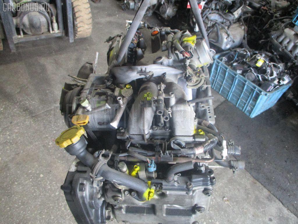 Двигатель SUBARU FORESTER SF9 EJ25. Фото 3
