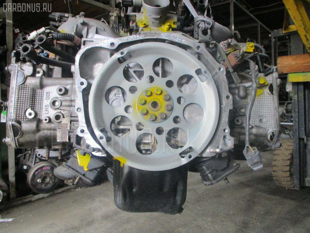 Двигатель SUBARU FORESTER SF9 EJ25. Фото 5