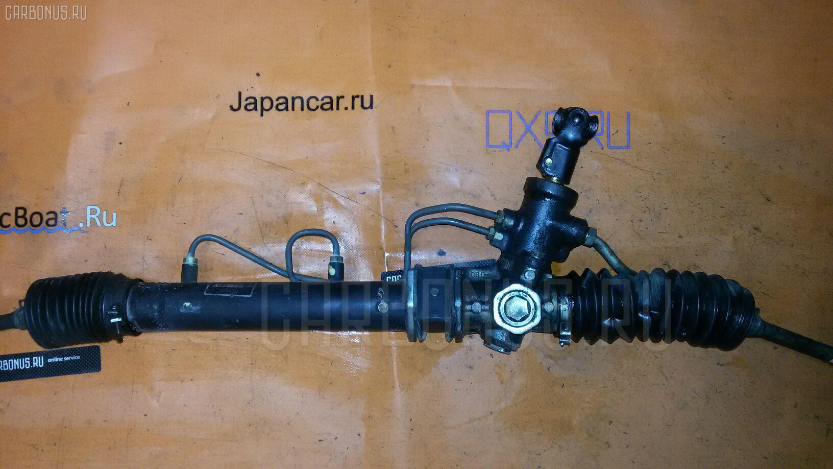 Рулевая рейка TOYOTA COROLLA AE100 5A-FE. Фото 4