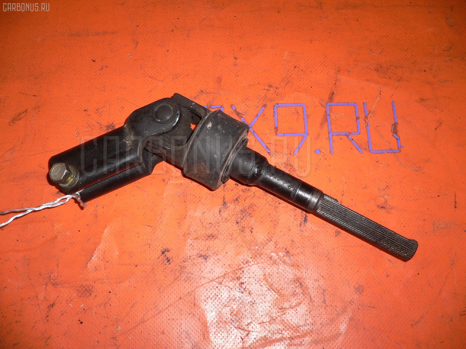 Рулевой карданчик TOYOTA CARINA AT191. Фото 1