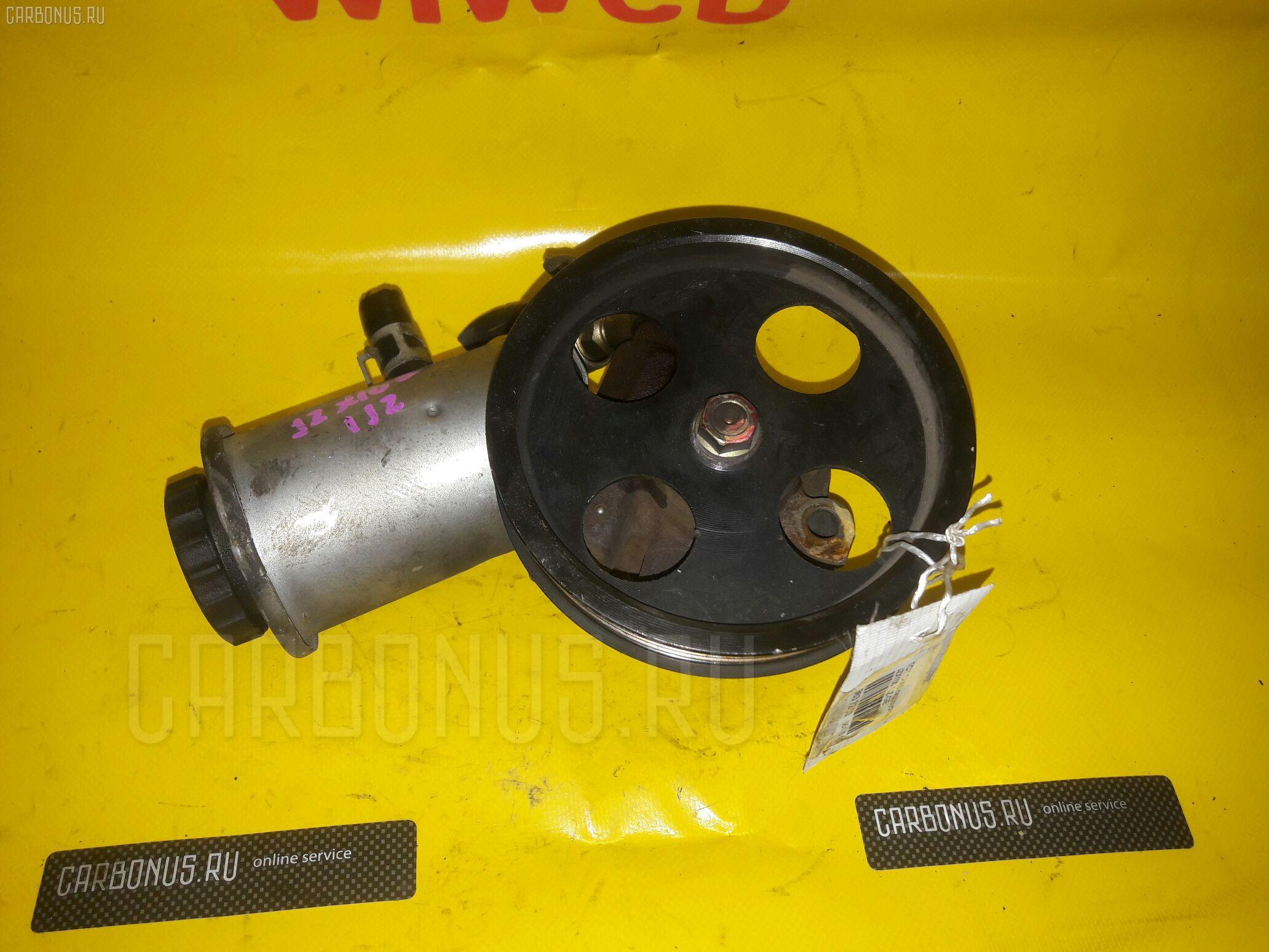 Гидроусилителя насос TOYOTA CHASER JZX100 1JZ-GE. Фото 1