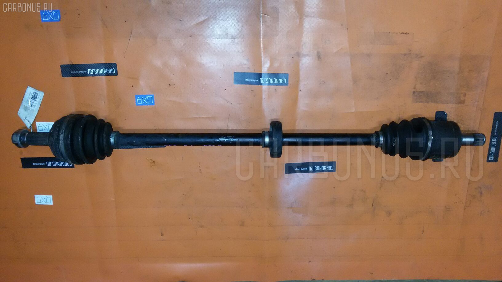 Привод HONDA ACCORD WAGON CE1 F22B. Фото 2