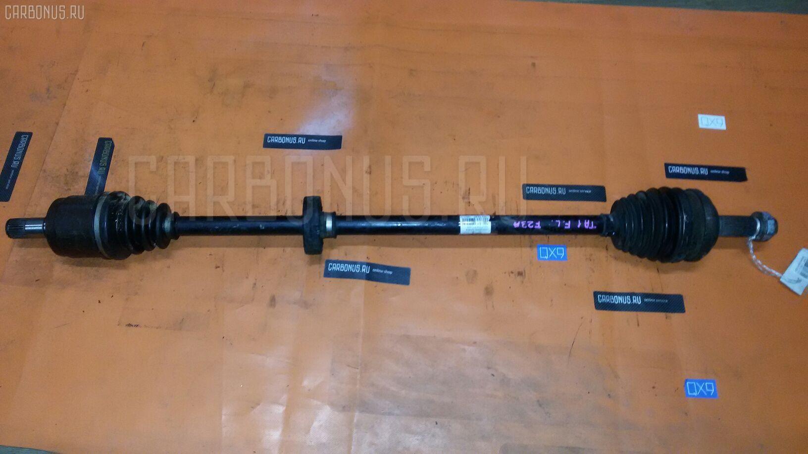 Привод HONDA AVANCIER TA1 F23A. Фото 8